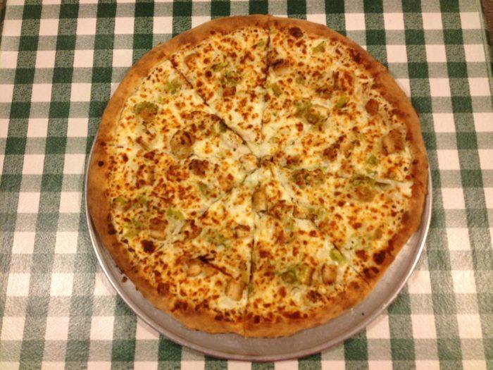 New Mexico: Giovanni's Pizza