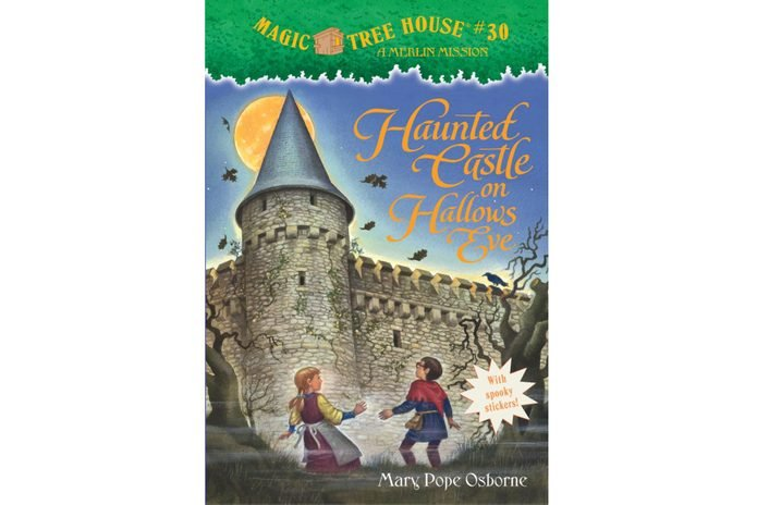 Magic Tree House:Haunted Castle on Hallows Eve