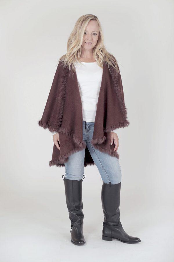 4 way shawl vest