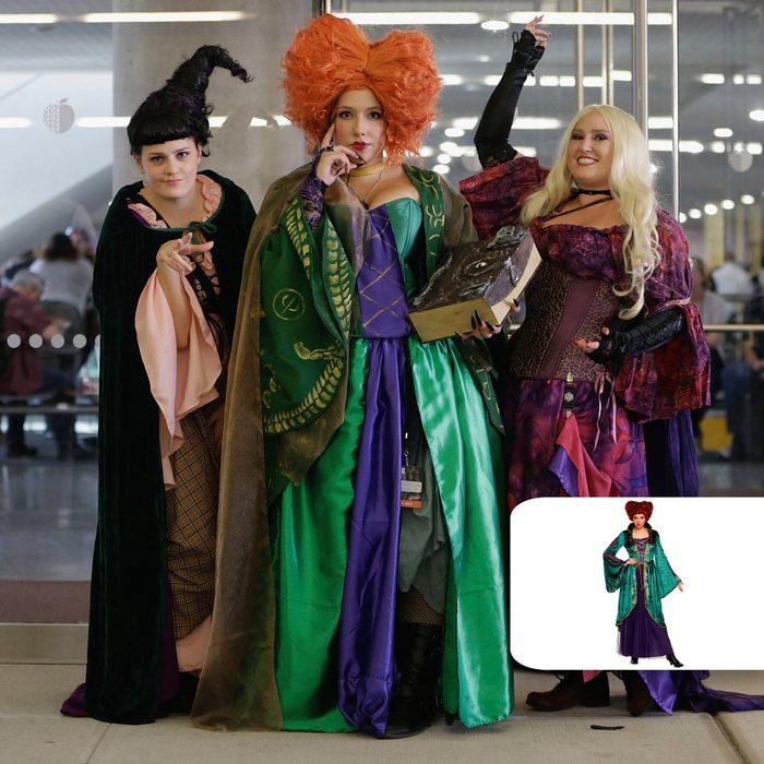 hocus pocus Sanderson sisters, unite!