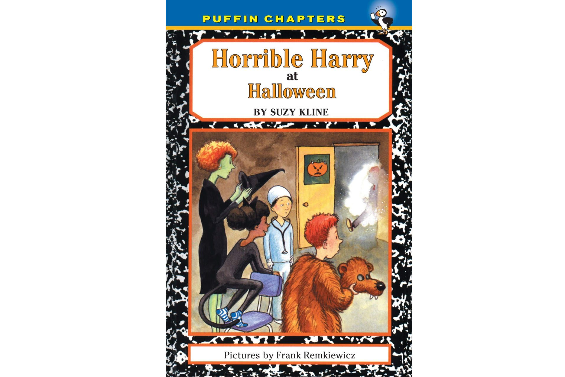 Horrible Harry at Halloweenby Suzy Kline
