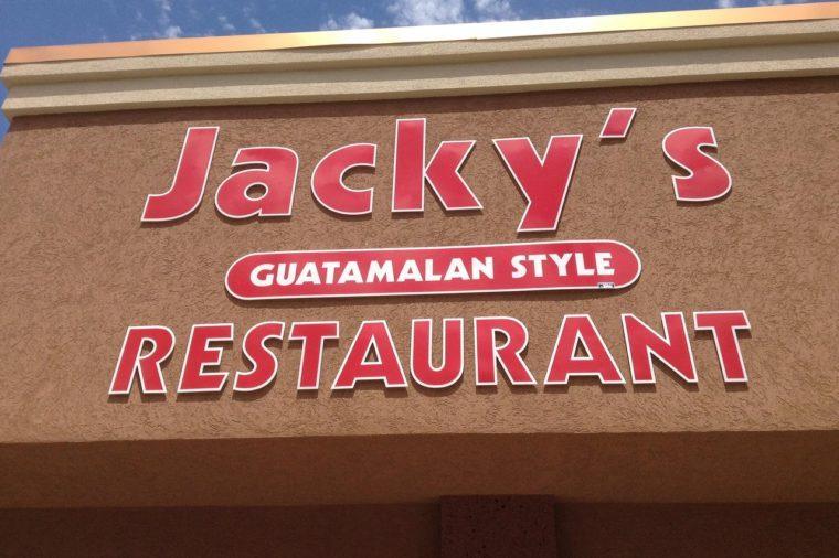 Jacky's Buffet Restaurant