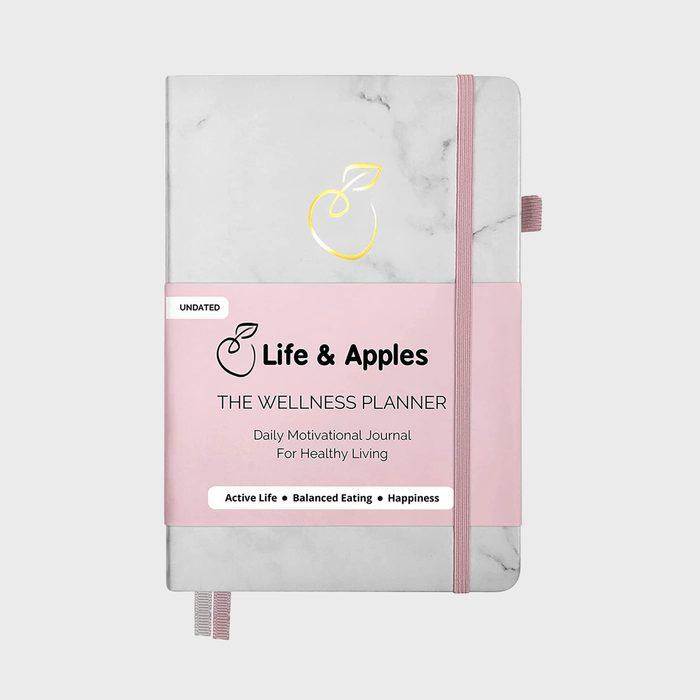 Life & Apples Wellness Planner
