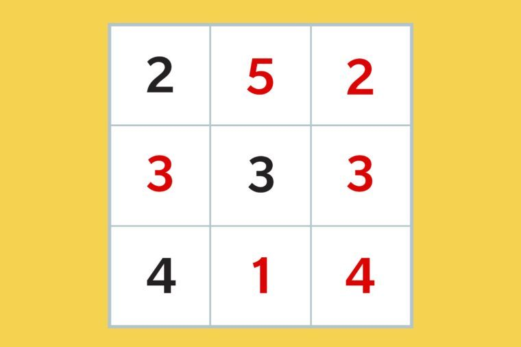 magic box answer illustration grid