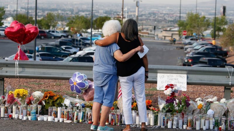 mass shooting memorial