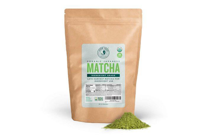 Jade Lead Organic Japanese Matcha Green Tea Powdery