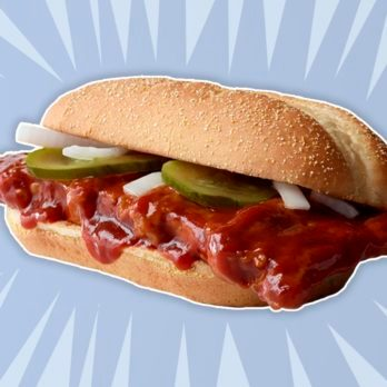 Here's Why McDonald's Keeps Bringing Back the McRib