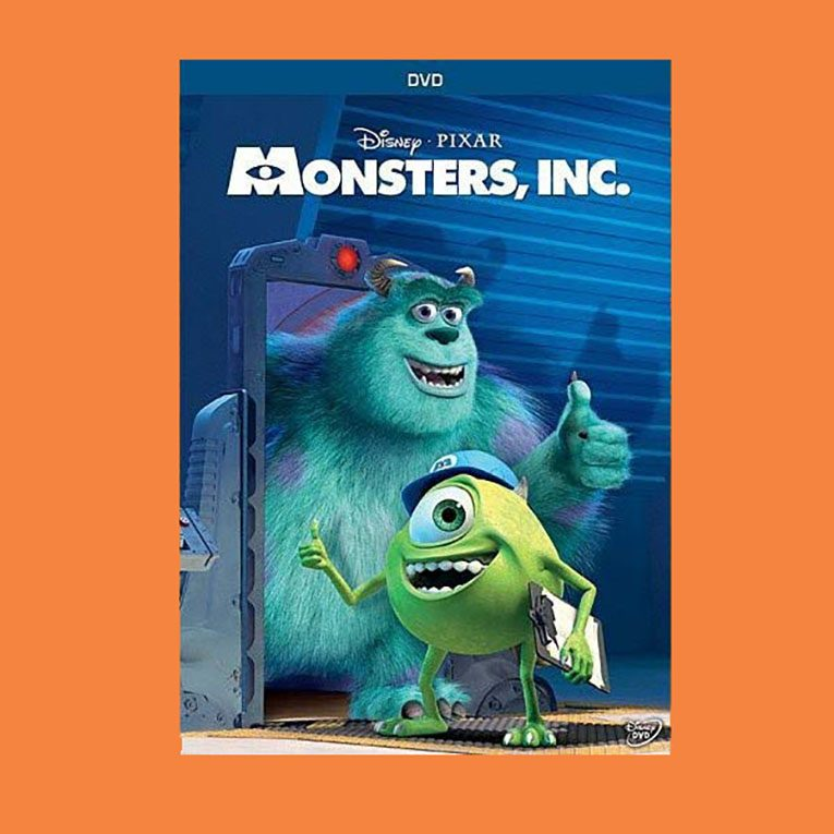 monsters inc halloween movies
