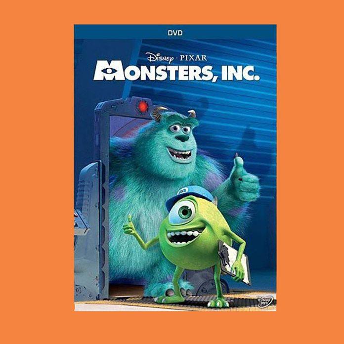 monsters inc halloween movies