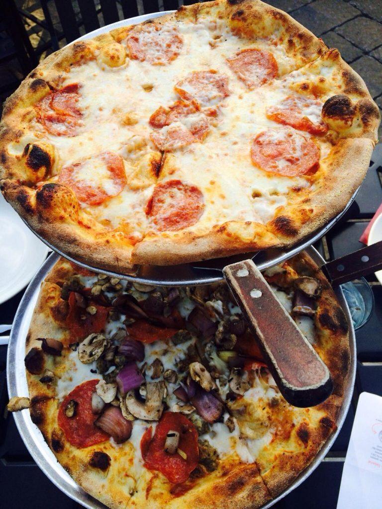Alabama: Slice Stone Pizza and Brew