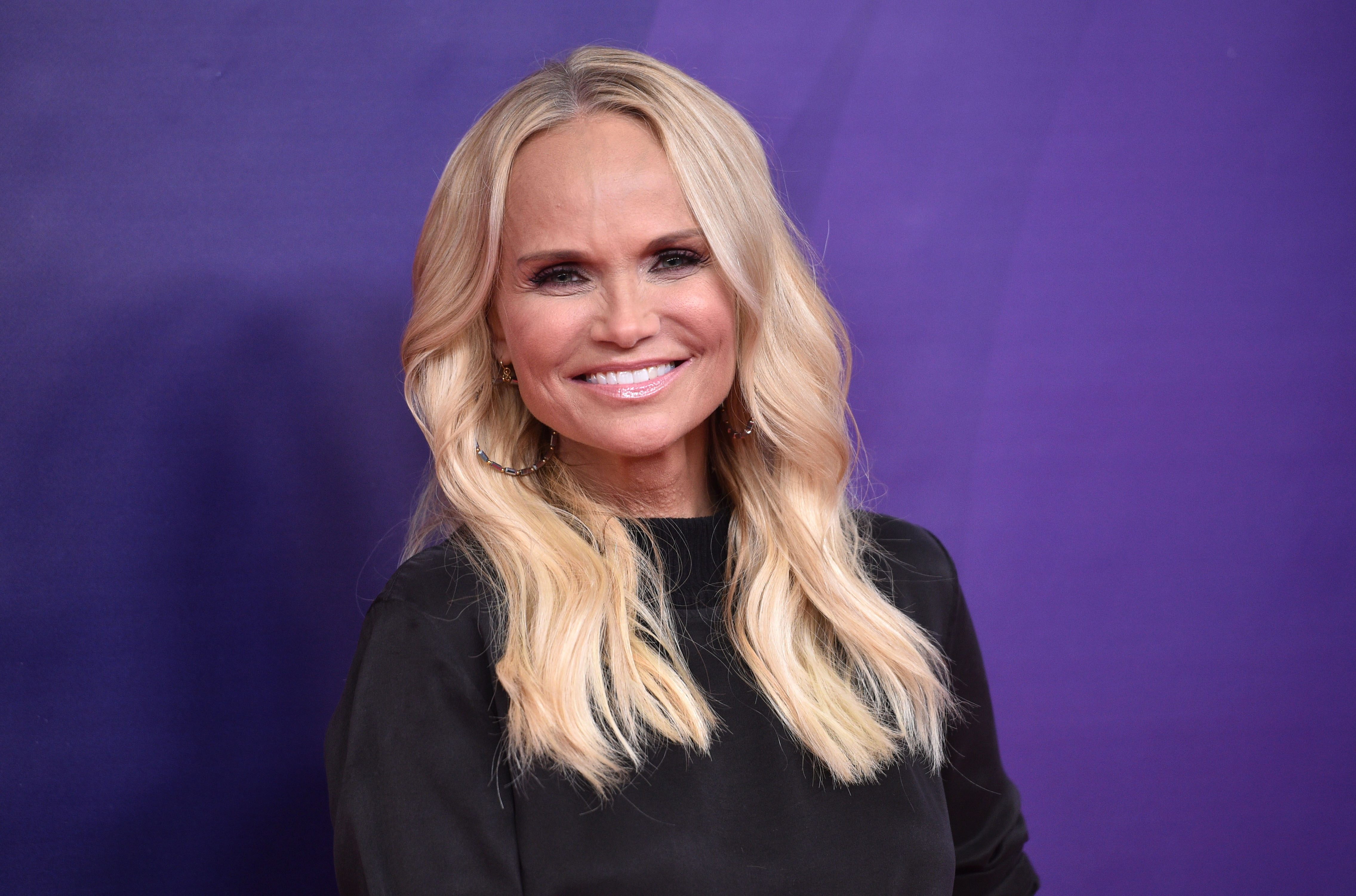 Mandatory Credit: Photo by Stewart Cook/Shutterstock (9657494ez) Kristin Chenoweth NBCUniversal Summer Press Day, Los Angeles, USA - 02 May 2018