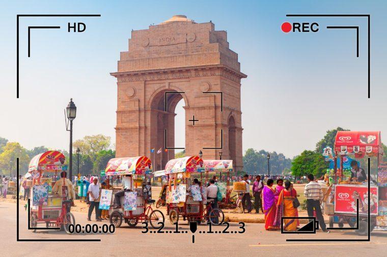 new delhi india surveillance
