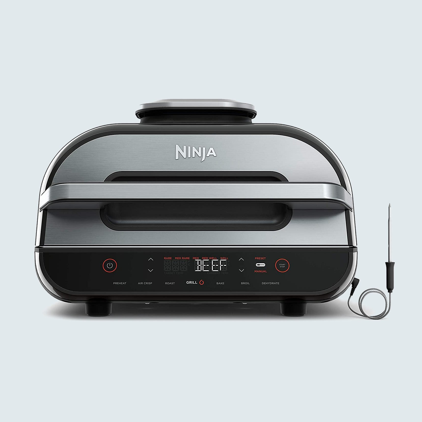Ninja FG551 Foodi Smart XL 6-in-1 Indoor Grill
