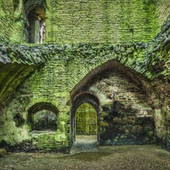 20 Abandoned Places That Were Overrun By Nature