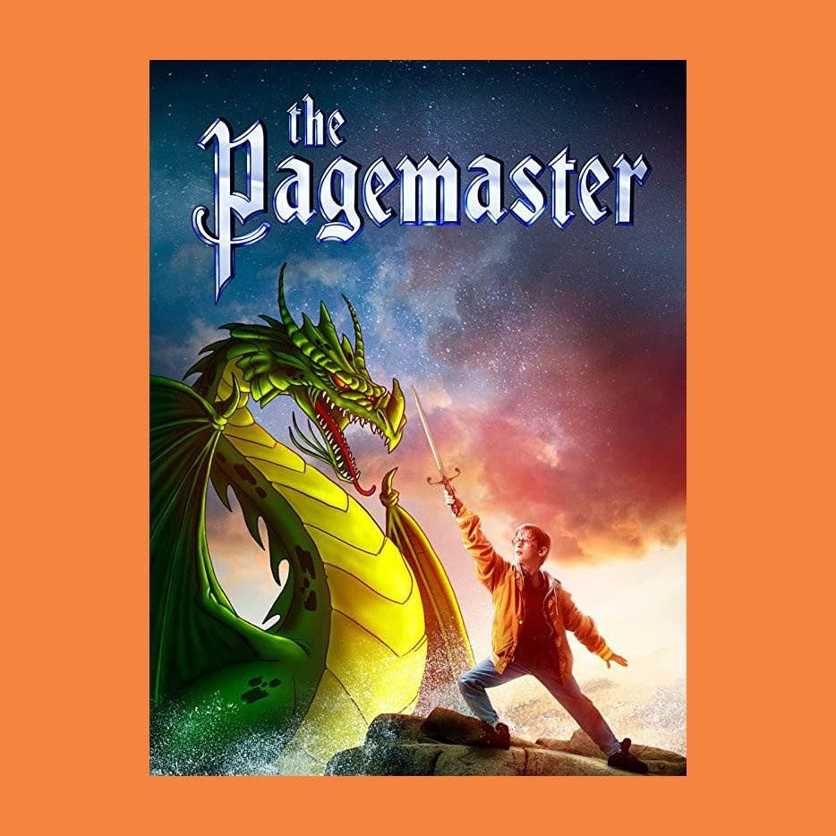 The Pagemaster (G)
