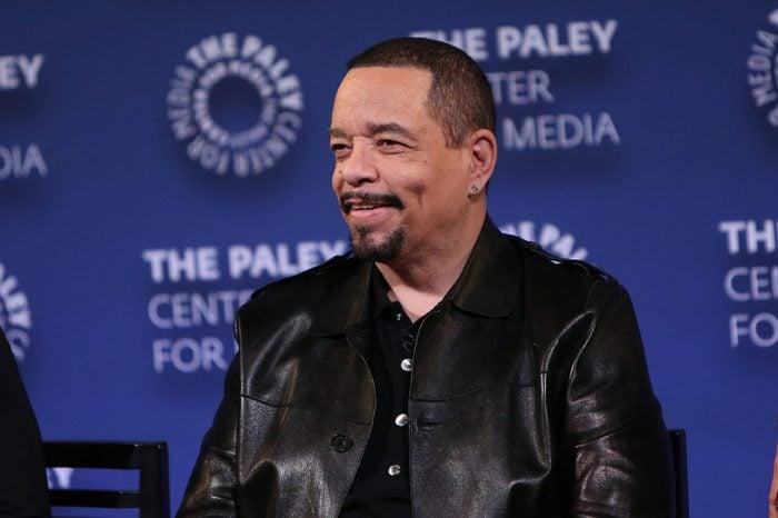 Ice-T famous veteran
