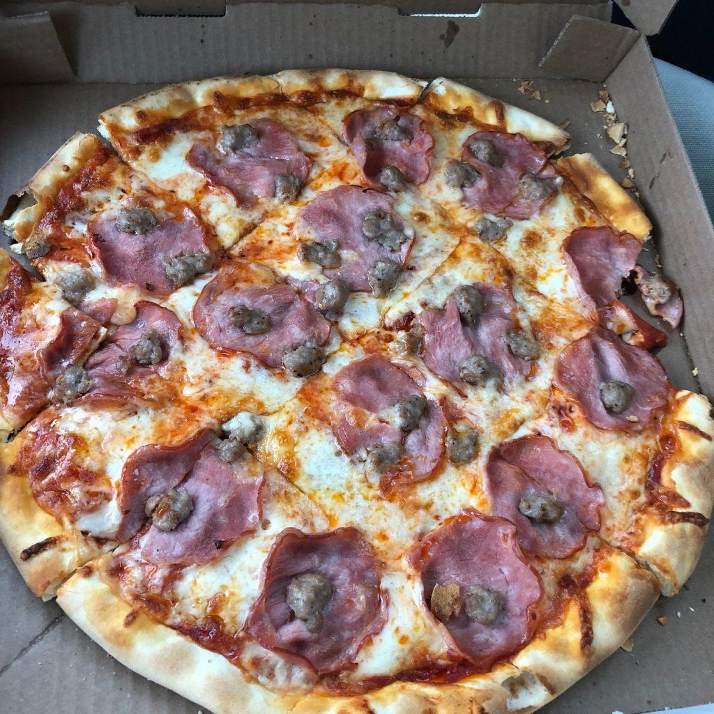 Montana: Eugene's Pizza