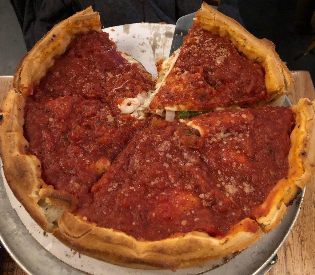 Illinois: Giordano's