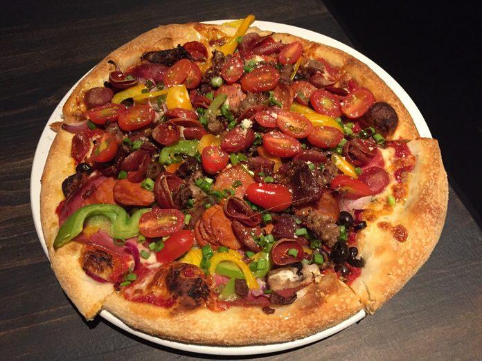 Nevada: Pizza Rock