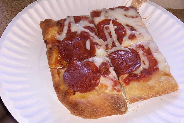Mississippi: Square Pizza