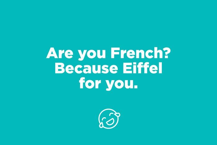 French pickup line