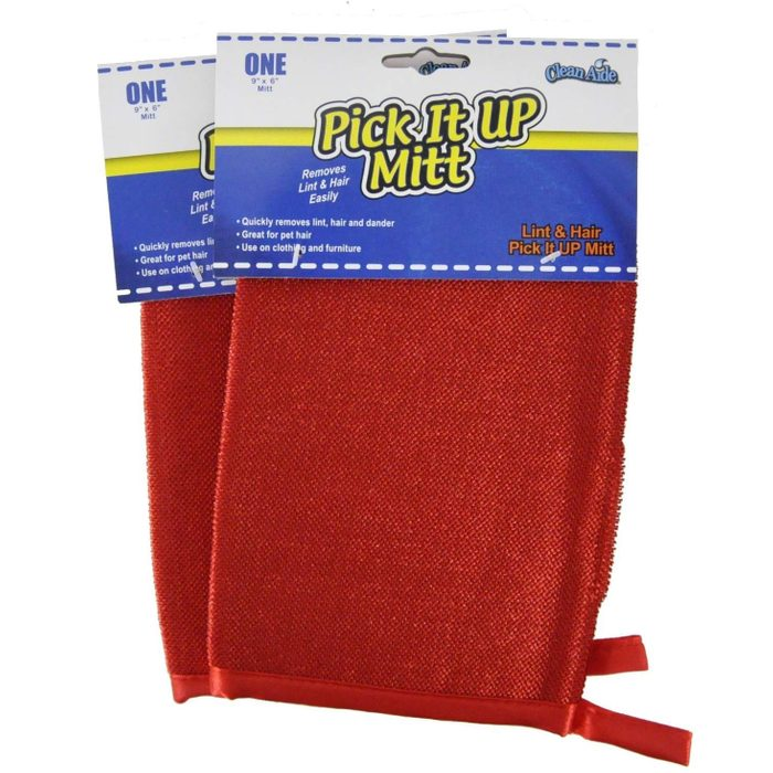 pet hair removal mitt