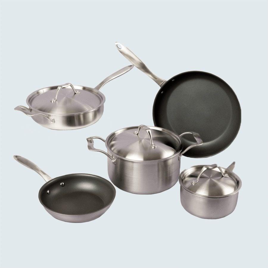 Abbio Kitchen Cookware Set