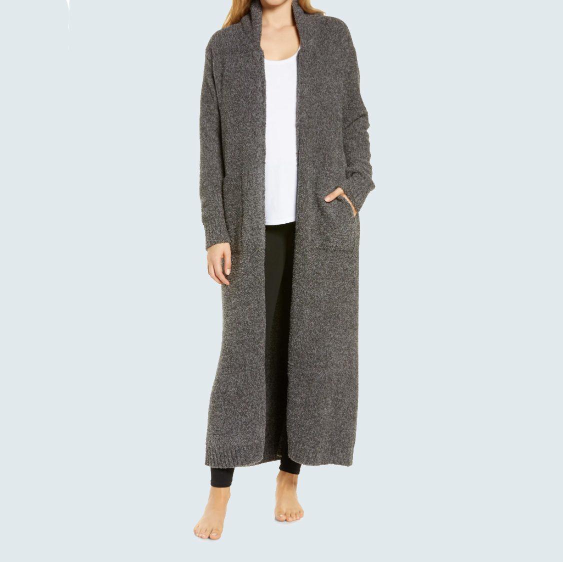 Barefoot Dreams CozyChic Full Zip Robe