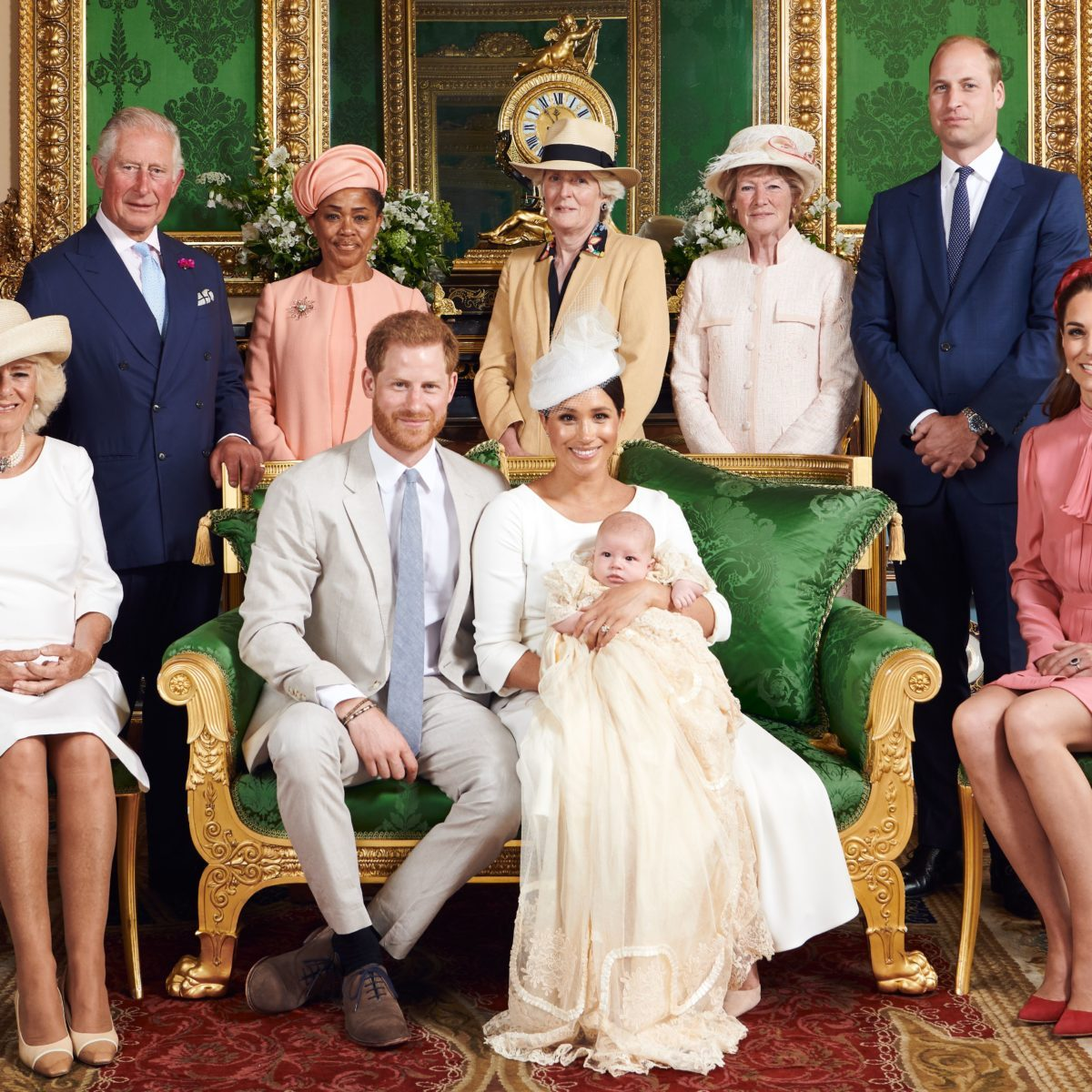 14 Parenting Rules the Royals Have to Follow