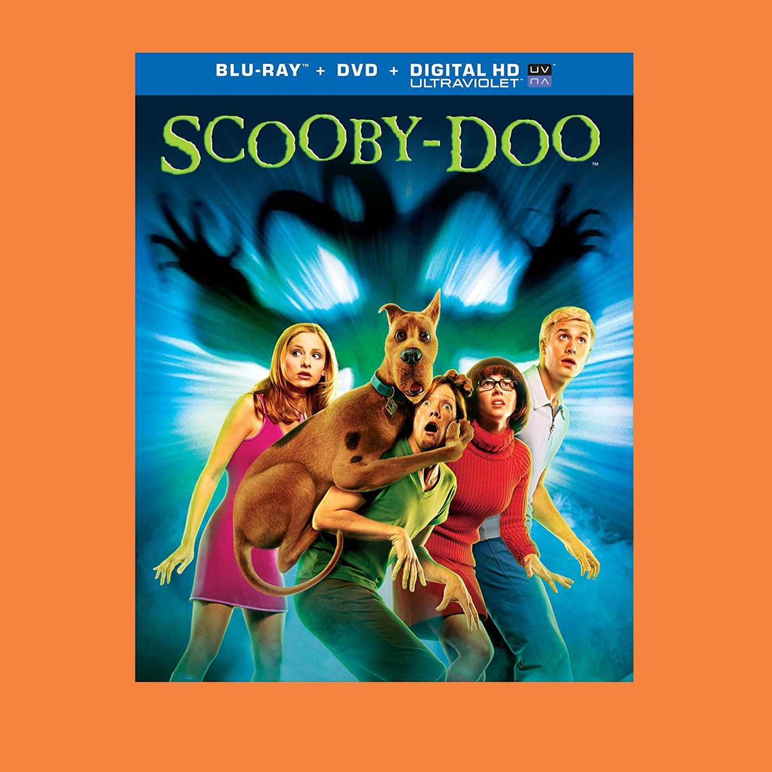 Scooby-Doo (PG) movie