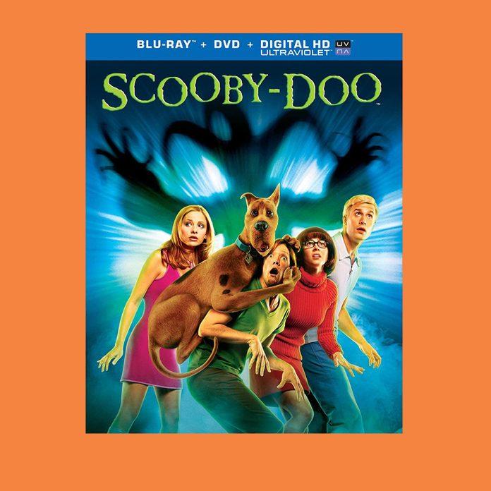 Scooby-Doo (PG) movie