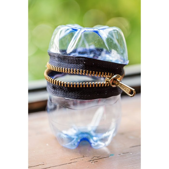 Recyling Idee with Plastic Bottle ; Shutterstock ID 1017261799; Job (TFH, TOH, RD, BNB, CWM, CM): -