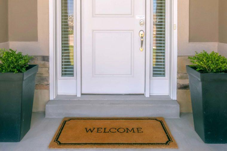 Home Front Door