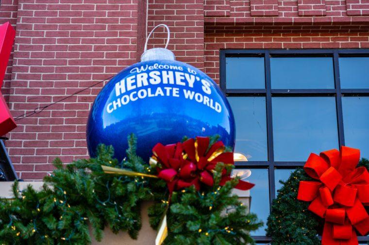Hershey Park Christmas