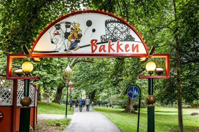 bakken theme park