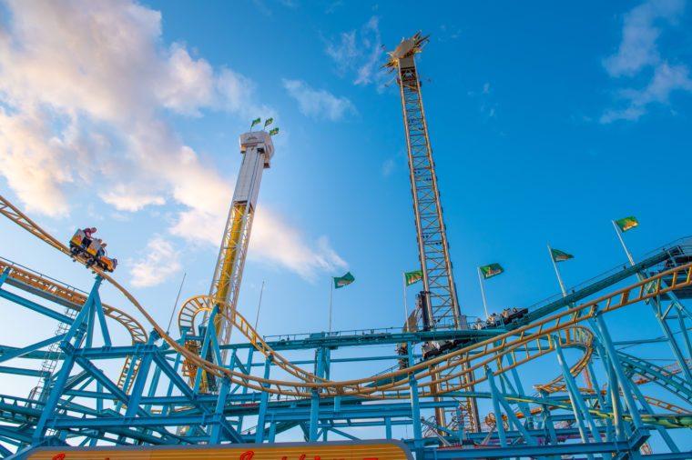 sweden grona lund amusement park