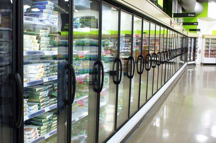 grocery freezer doors