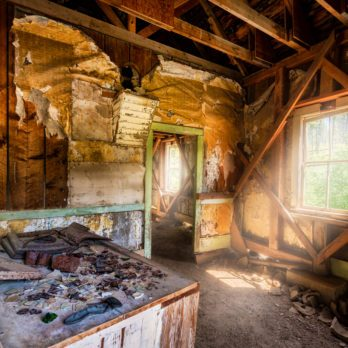 14 Historic Places That Are Now Abandoned