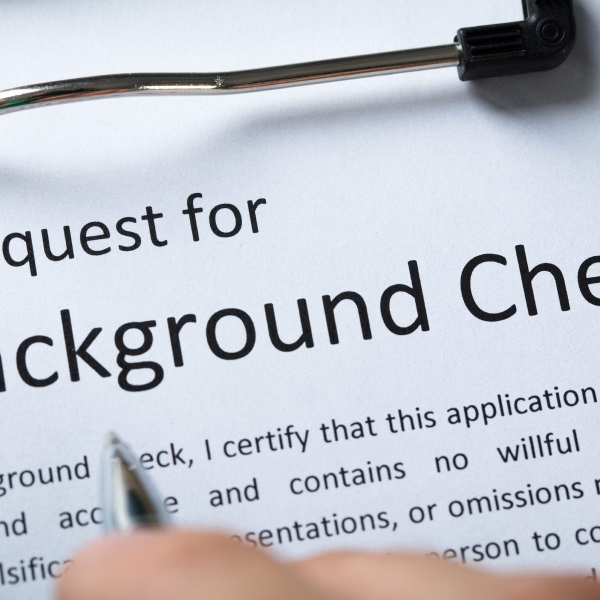 How Long Does a Background Check Take?