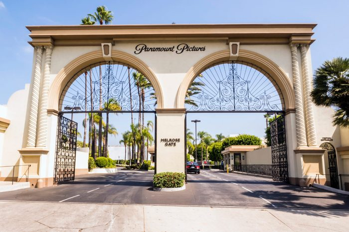 los angeles paramount pictures
