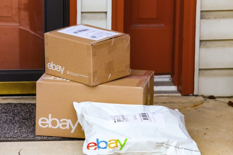 ebay packages