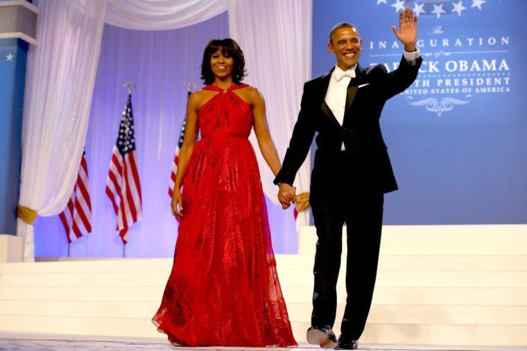 michelle obama inagural gown