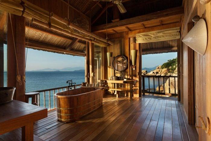 Six Senses Ninh Van Bay in Vietnam