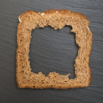 The Best Thing to Do with Leftover Bread Crust
