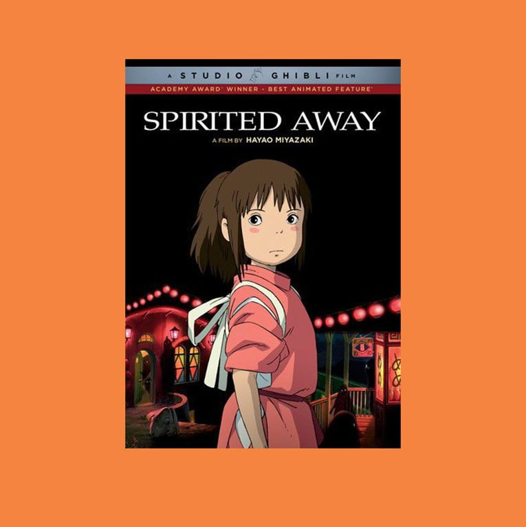 spirited away movie halloween