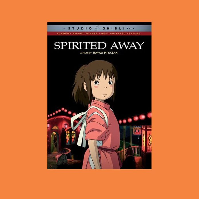 spirited away movie halloween