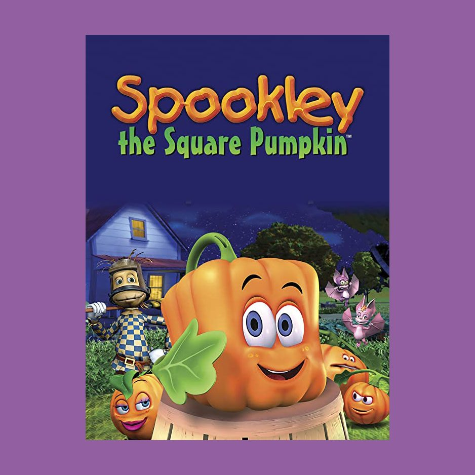 Spookley: The Square Pumpkin (G)