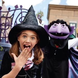 14 Theme Parks with the Spookiest Halloween Celebrations
