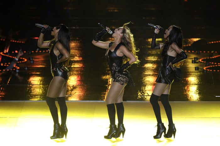 Beyonce Performance