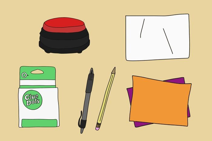 Thanksgiving Craft Materials 1